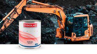 Disolac PUR 844 Smartech, nueva generación de ligantes para el sector industrial