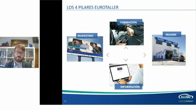 Herramientas para atraer flotas y garantía nacional, valores añadidos de Eurotaller