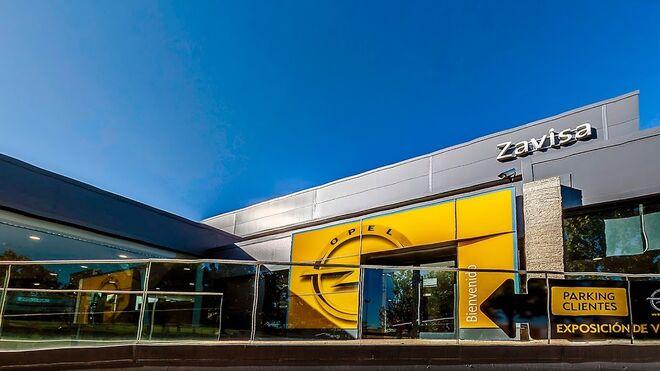 Cierra Zavisa, concesionario Opel en Zaragoza, que presenta un ERE para 49 trabajadores