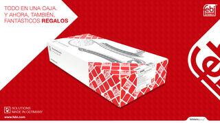 Estos kits tienen la calidad de todos los recambios febi y la garantía de 3 años