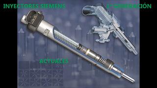 Funcionamiento y verificación de inyectores piezoeléctricos en motores diésel