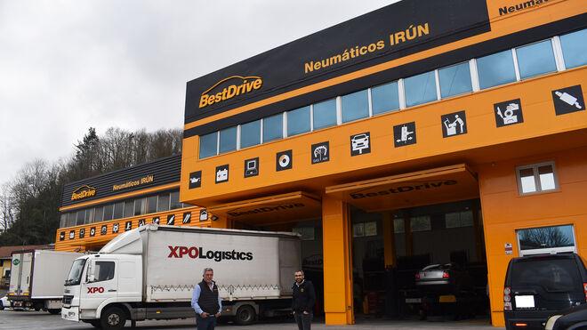 Neumáticos Irún, nuevo integrante de BestDrive en el País Vasco