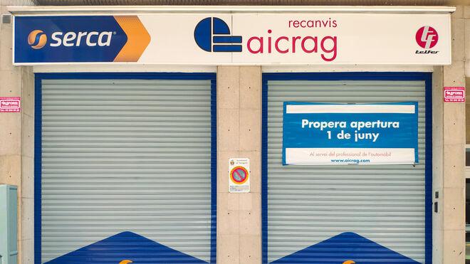 Recanvis Aicrag compra Telfer y alcanza 13 puntos de venta en Cataluña