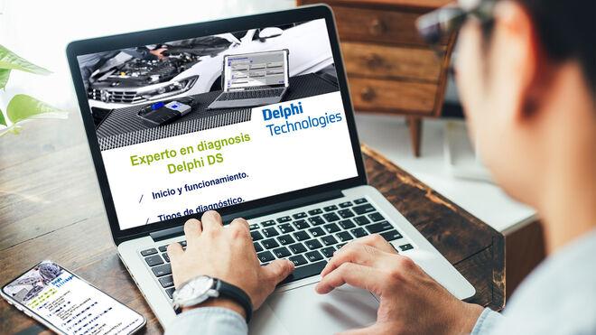 Delphi prepara nuevas ediciones de sus cursos online para profesionales del taller