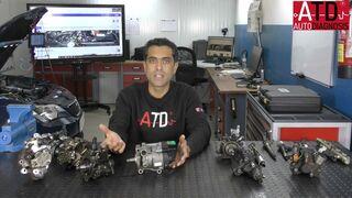 Cómo funcionan y qué tipos de bombas Common Rail montan los motores diésel