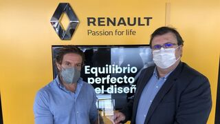 Japemasa, mejor concesionario Renault y Dacia de España en 2020