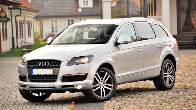 Avería resuelta en el sistema de infoentretenimiento de un Audi Q7
