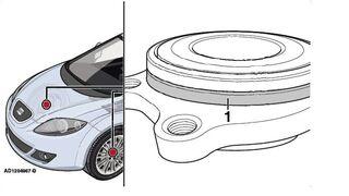 Solución al problema de ruido metálico en las ruedas delanteras en Seat León