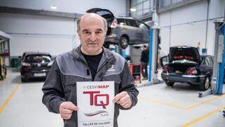 Cesvimap certifica con nivel TQ Plata a Augasa, taller oficial de Mazda