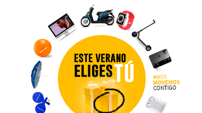 """""""Este año eliges tú"""", la campaña de verano de Tiresur con más 50 regalos"""