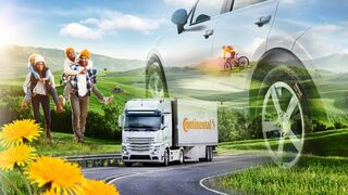 Compromiso de Continental para desarrollar un negocio totalmente sostenible