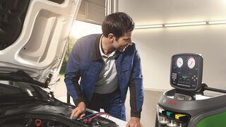 Bosch Automotive Aftermarket presenta su nuevo catálogo de equipos de aire acondicionado