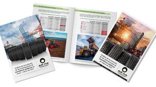 Crece la importación de neumáticos asiáticos consumer y de camión en marzo