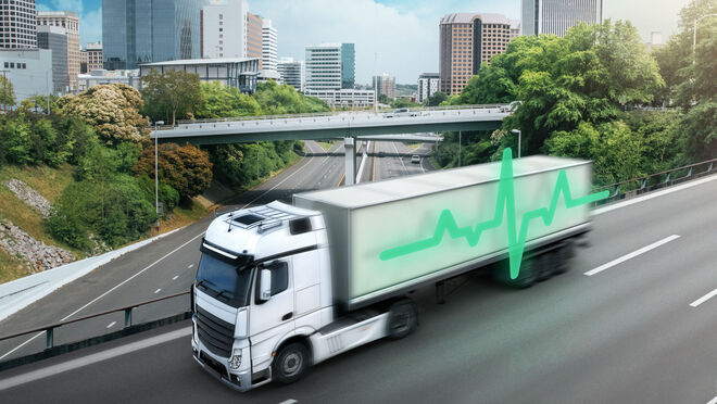 ZF y Goodyear se alían para ofrecer una solución integrada de gestión de flotas y neumáticos