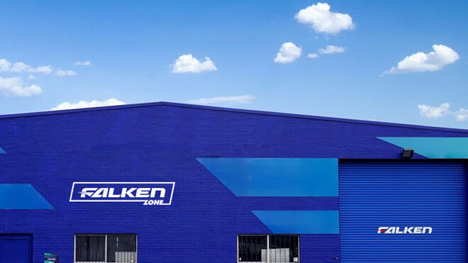 Falken Zone ya suma más 750 talleres asociados en España, Italia y Grecia