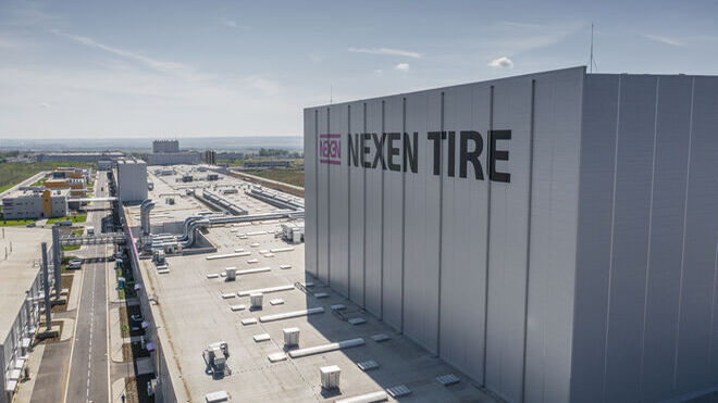 Stellantis premia a Nexen Tire como mejor proveedor 2020 en la categoría de Competitividad