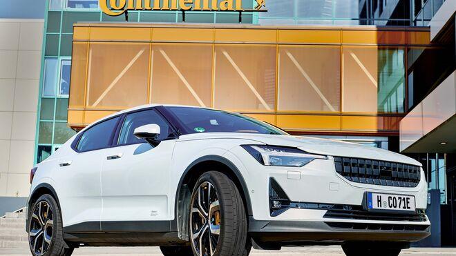 Continental surte neumáticos a cuatro de cada diez vehículos eléctricos fabricados en Europa