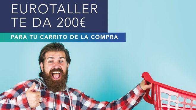"""Eurotaller regala bolsas y sortea """"cheques carrito"""" por cada revisión prevacacional"""