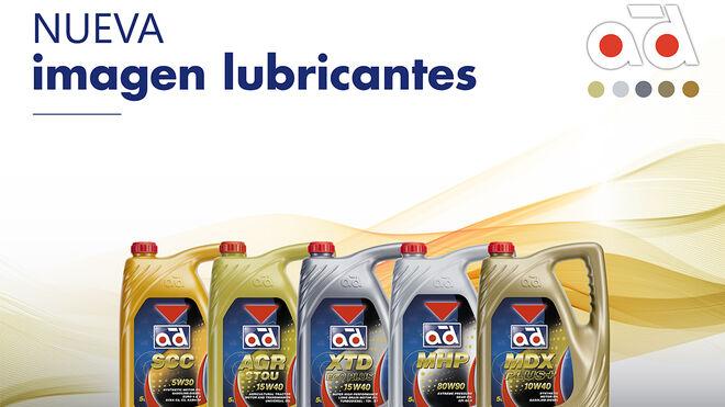 Los lubricantes AD estrenan imagen
