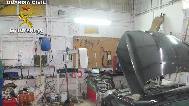 Casi 20 talleres ilegales han regularizado su situación en Almería desde 2019