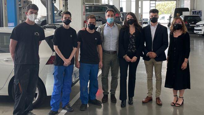 Volkswagen Distribución pone en marcha la IV edición de Talentia