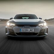 El Audi e-tron GT montará Hankook Ventus S1 evo 3 ev en primer equipo