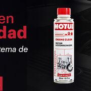 Engine Clean de Motul: limpieza en profundidad, potencia perfecta