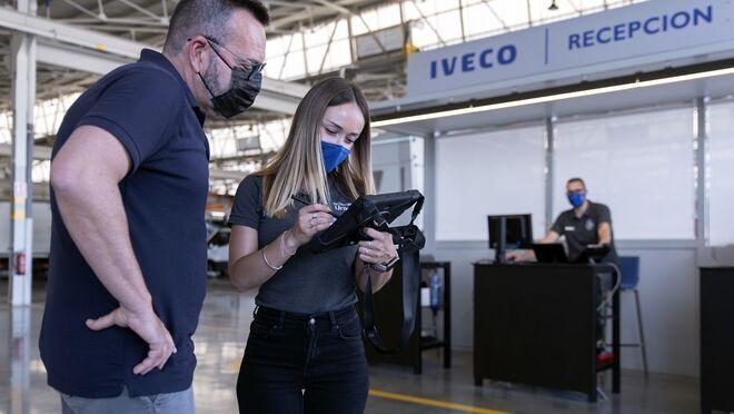 Iveco adquiere dispositivos de Samsung para digitalizar sus talleres