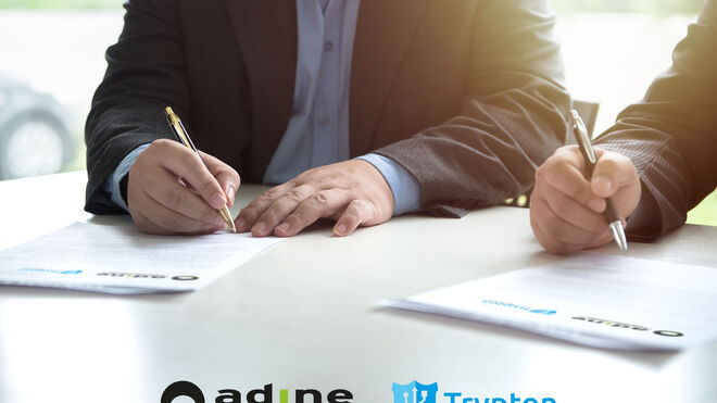 Adine acuerda con Trypton mejores condiciones de contratación para la gestión de NFU
