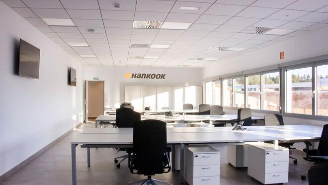 Hankook abre un nuevo centro de pruebas en España
