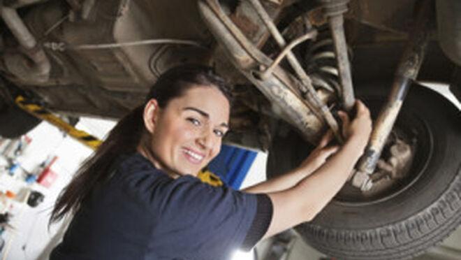 Recomendaciones al taller para evitar riesgos por exposición a sustancias de motores diésel