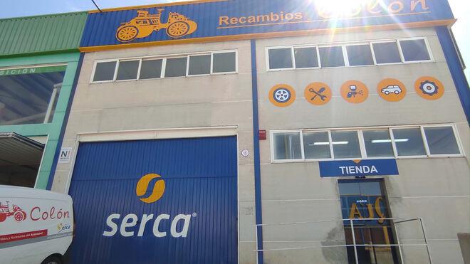 Recambios Colón abre una delegación en Benissa (Alicante)