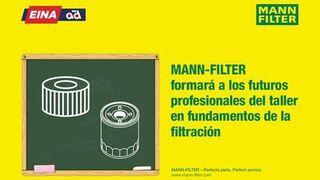 Mann-Filter formará a los futuros profesionales del taller