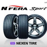 Nexen Tire N'FERA SPORT será equipo original en Volkswagen Golf y Seat León