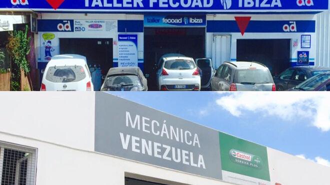 De Baleares a Canarias: estas son las redes de talleres con mayor presencia en las islas