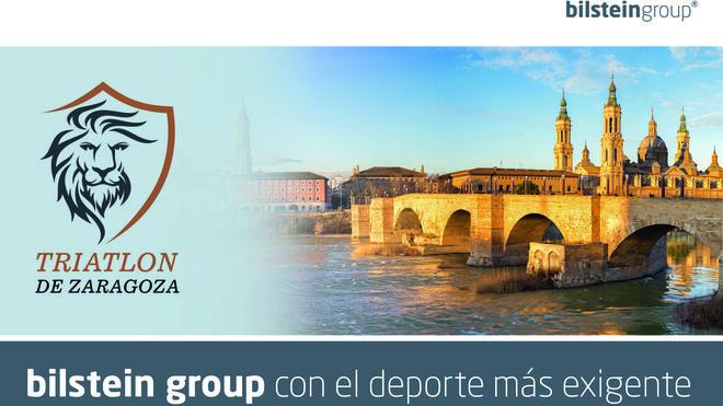bilstein group patrocina el Triatlón de Zaragoza