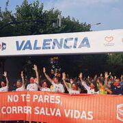 Éxito en la primera carrera presencial postCovid de Ponle Freno patrocinada por Talleres CGA