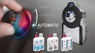 Axalta lanza el primer proceso de mezcla de color totalmente automatizado
