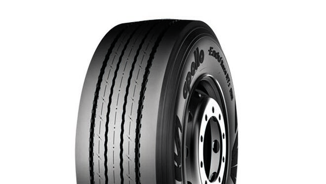 EnduRace RT2, nuevo neumático para remolques de camión de Apollo Tyres
