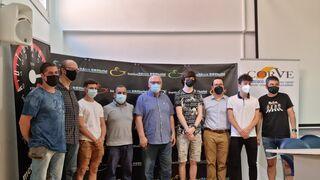 Corve (Cetraa Girona) sigue premiando a los mejores alumnos de electromecánica
