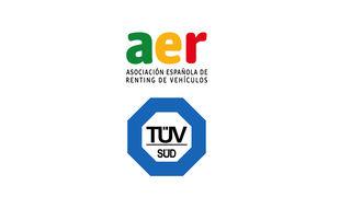 TÜV SÜD se adhiere a la Asociación Española de Renting de Vehículos (AER)