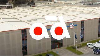 Las instalaciones de AD Parts son su sede central y también su planta productiva
