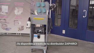 Nuevo carro de carrocero de Zaphiro para el taller