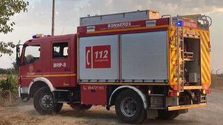 Fallece un mecánico cuando reparaba la rueda de un camión en Lebrija (Sevilla)