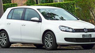 Avería resuelta en un Volkswagen Golf en modo de emergencia y falta de potencia en motor