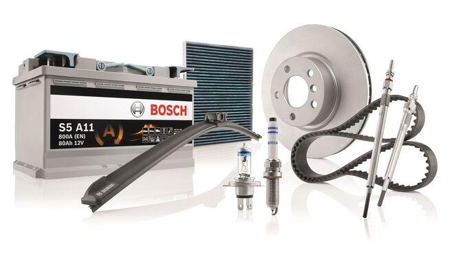 Bosch lanza su campaña de mantenimiento preventivo de verano con packs delicatesen