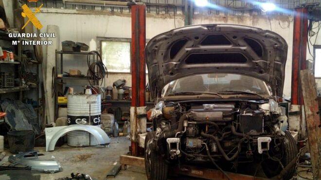 Cerrados ocho talleres ilegales en la provincia de Zaragoza en el primer semestre del año