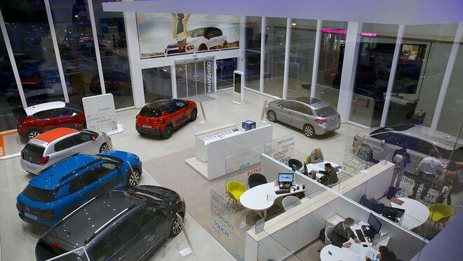 España es el tercer país de la UE con mayor subida de matriculaciones de coches hasta agosto