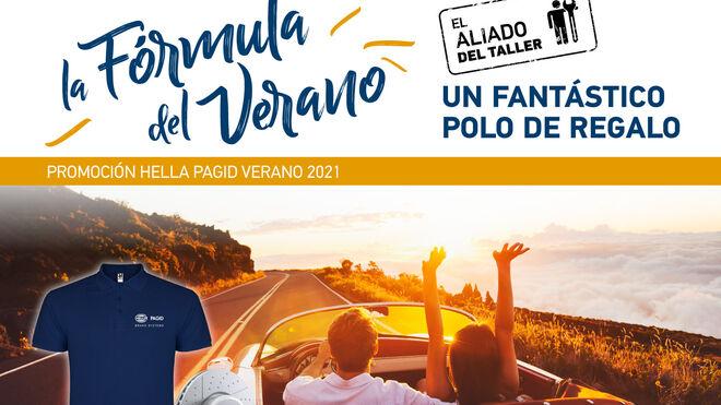 """Hella Pagid lanza su """"Fórmula del Verano"""" en pastillas y discos de freno"""