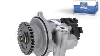 Cómo se sustituye la bomba de dirección, en un nuevo Product Portrait de Diesel Technic